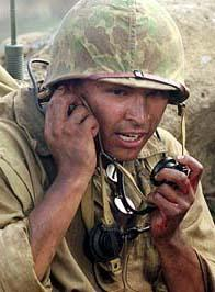 Adam Beach in Windtalkers