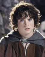 Elijah Wood in Lord of the Rings - The Two Towers
