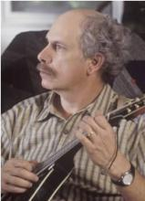 Christopher Guest as banjo player for fictional Sixties band The Folksmen in A Mighty Wind