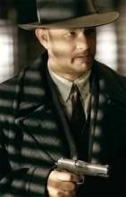 Tom Hanks in Road Perdition