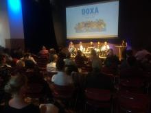 DOXA Industry Mapping the Funding Landscape